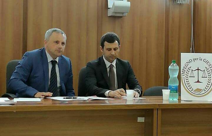 Gianmarino Chiappa-Michele Turi-Presidente-Vice