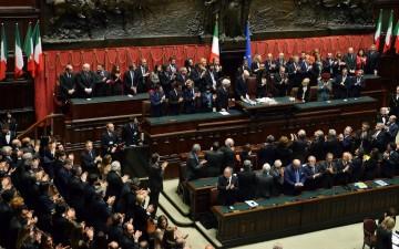 Giorgio-Napolitano-alle-Camere-Giuramento