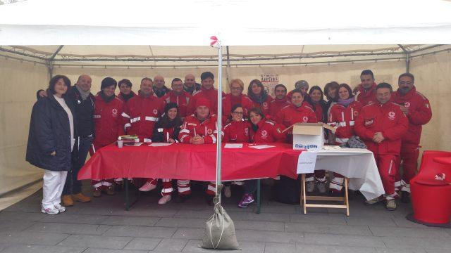 Giornata mondiale del Rene-Eboli 2015-Medici Ospedale di Eboli-Croce Rossa-ausiliari-volontari
