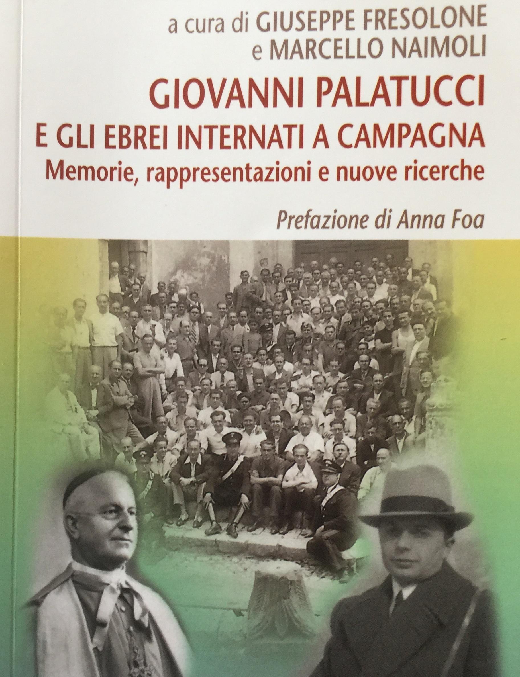 Giovanni Palatuucci-Gli ebrei internati a Campagna