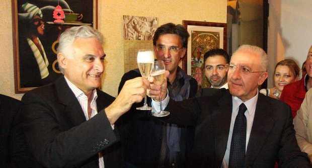 Giuseppe Canfora-Nicola Landolfi-Vincenzo De Luca