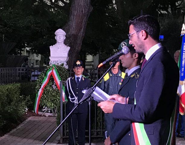 Giuseppe Lanzara-Commemorazione Zoccola