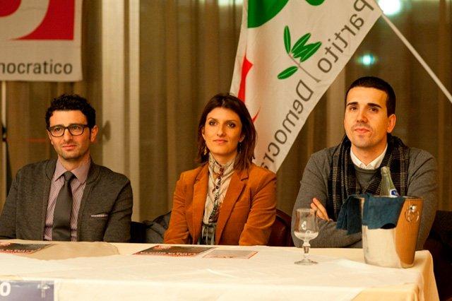 Giuseppe-Lanzara-Roberto-Brusa-con-Sabrina-Capozzolo-
