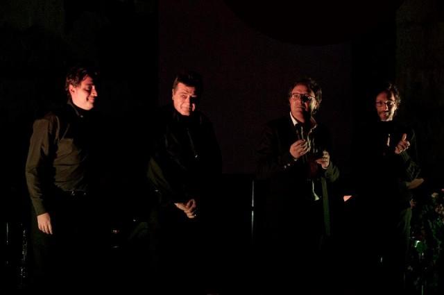 Giuseppe Musto-Gianluca Marino-Paolo De Vito-Salvatore Santaniello