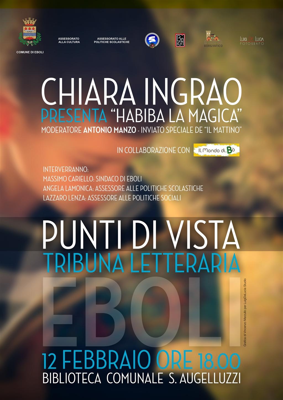 Habiba la magica-chiara ingrao-Eboli