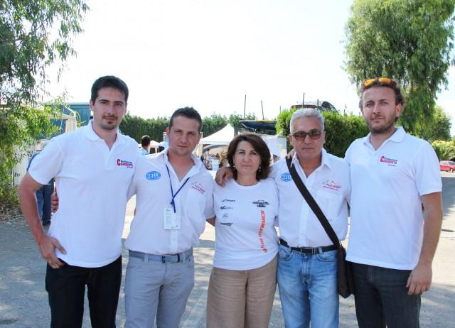 I giganti del mediterraneo-gli organizzatori