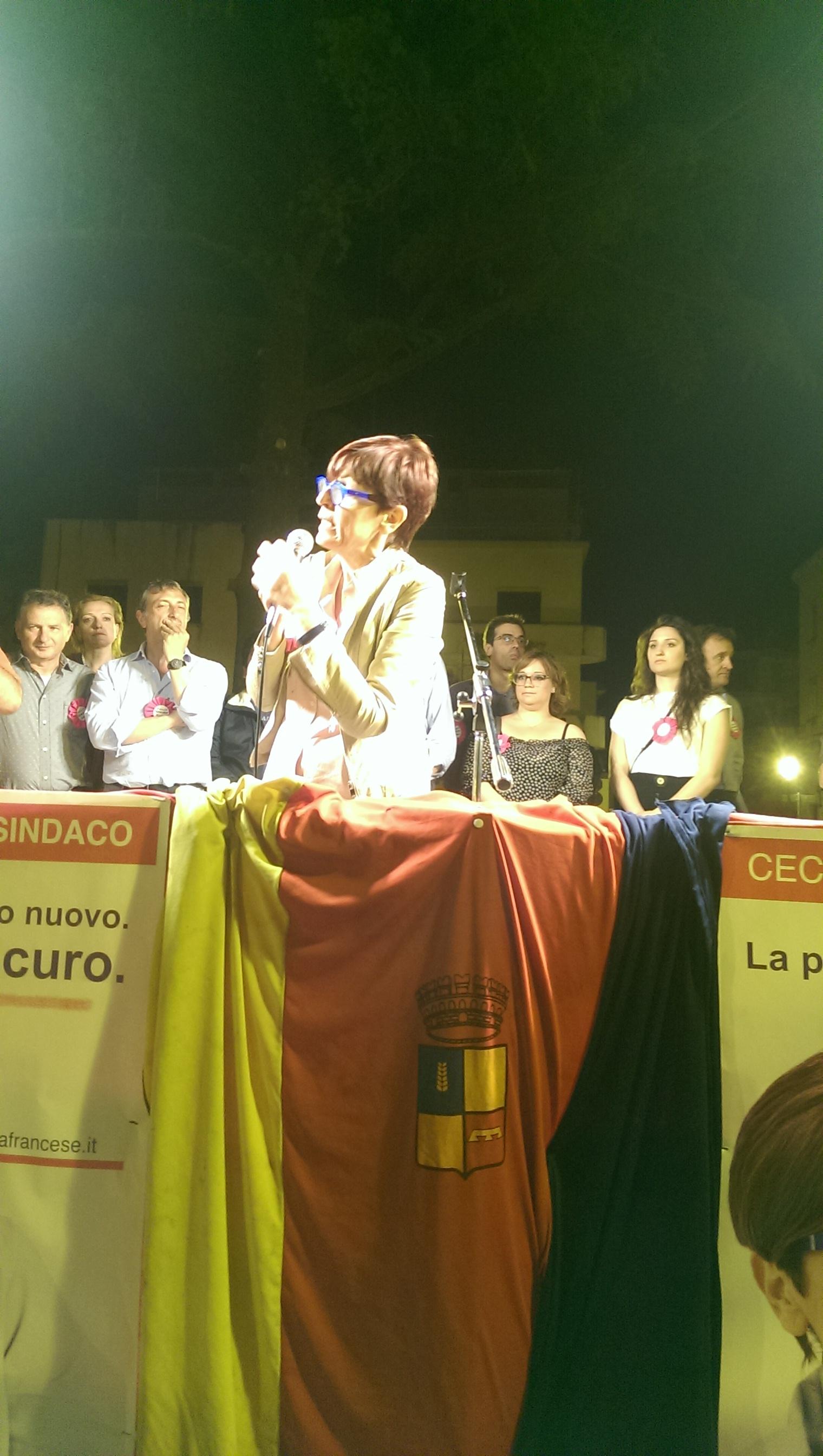 Cecilia Francese-Ballottaggio