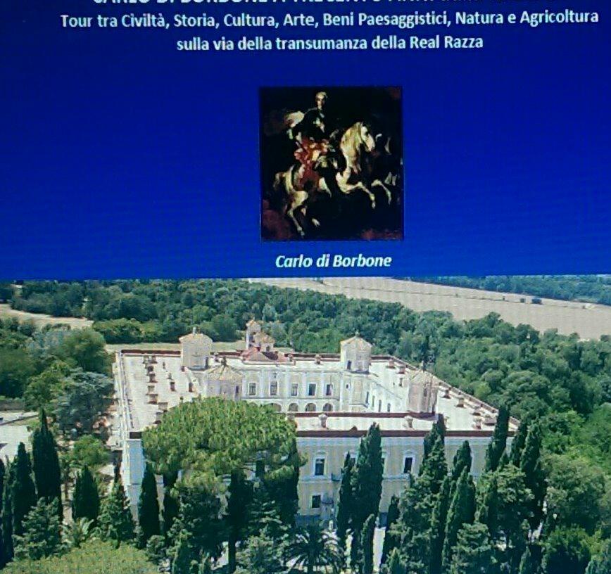 Persano-Convegno-Carlo di Borbone