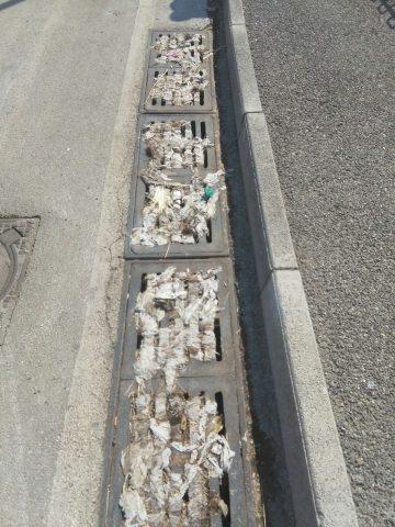 QUARTIERE PESCARA- rifiuti