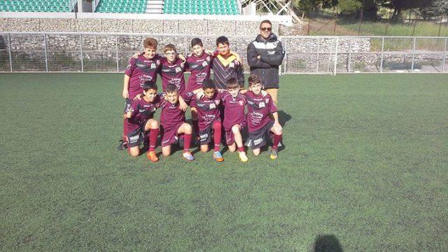 Scuola calcio Iris Santa cecilia