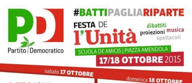 Festa dell'Unità-Battipaglia