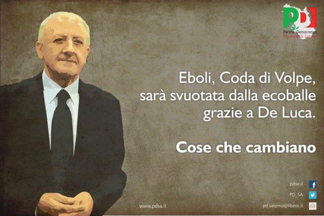 Vincenzo De Luca- governatore