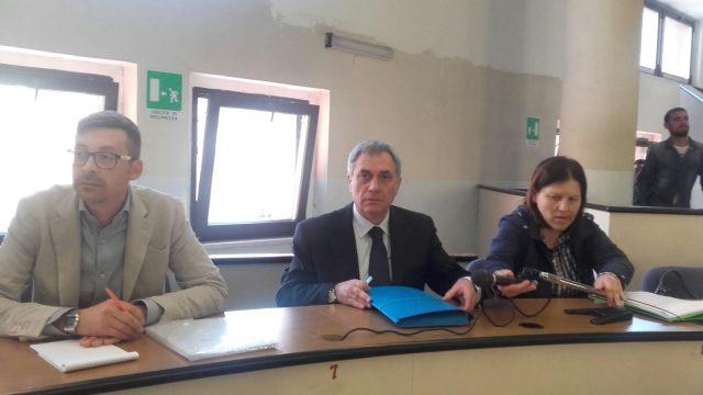 Antonio Conte-con-Petrone-e-Di Candia