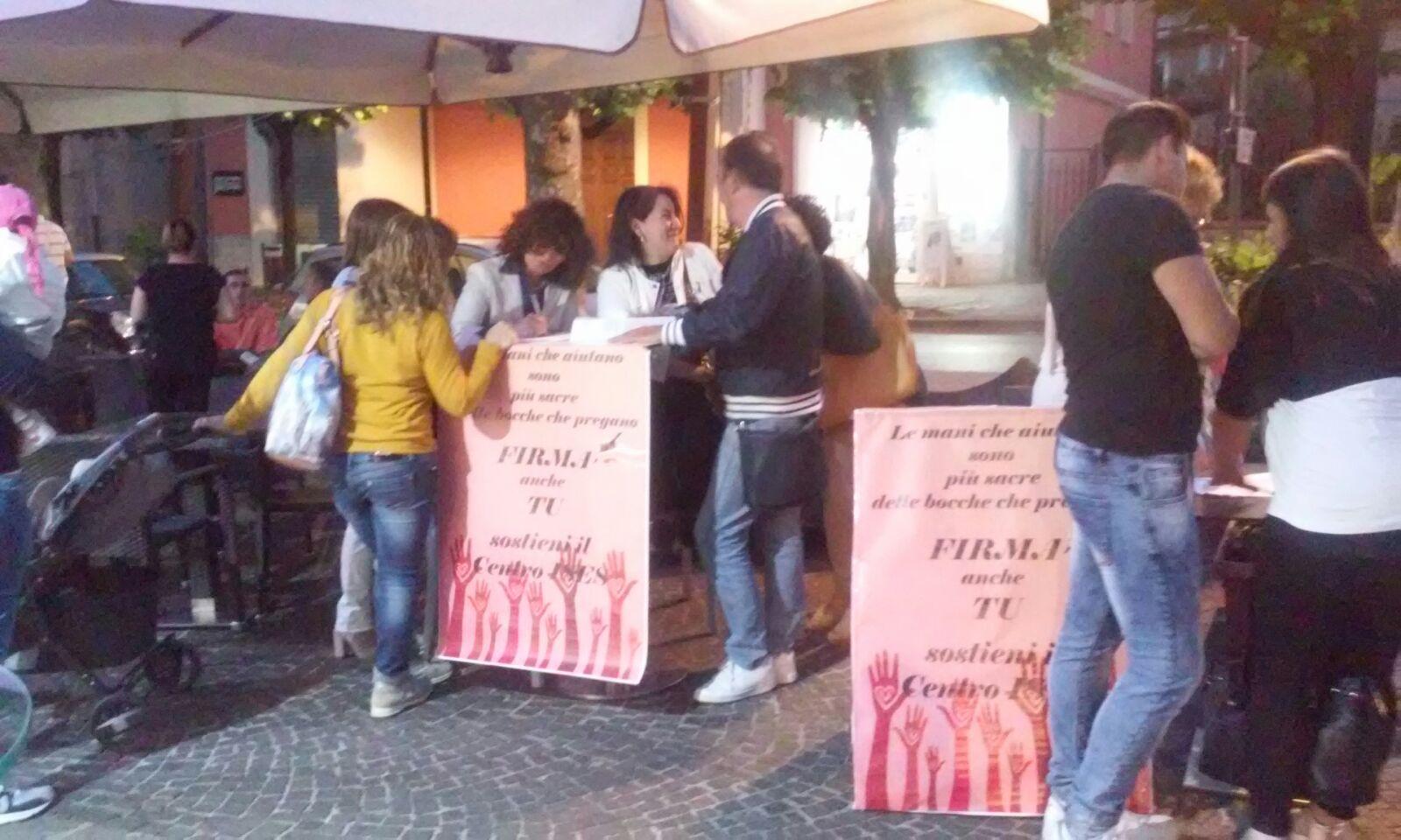 Ises eboli-protesta lavoratori