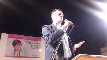 Ugo Tozzi-chiusura ballottaggio