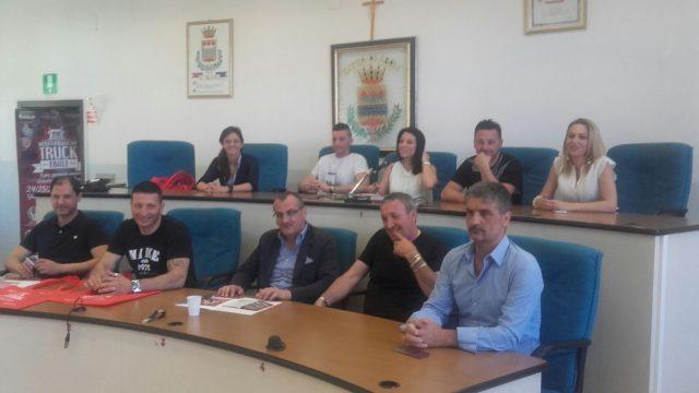 Mediterranean truck-conferenza stampa