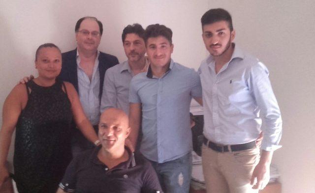 Adelizzi-Frangione-Scotillo-Fornataro-Nicotera-Altieri-