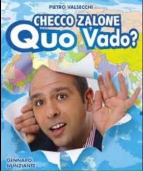 Cinema sotto le Stelle-Quo Vado-Zalone