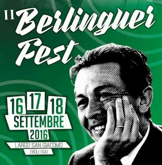 Berlinguer Fest 2016