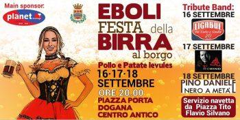 EBOLI-Festa della Birra al Borgo