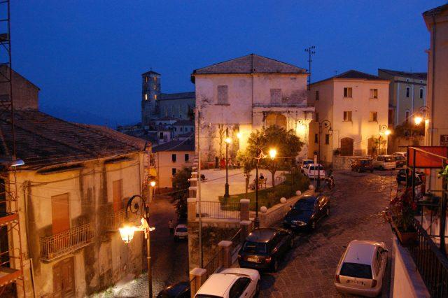 Piazza Porta Dogana-Eboli