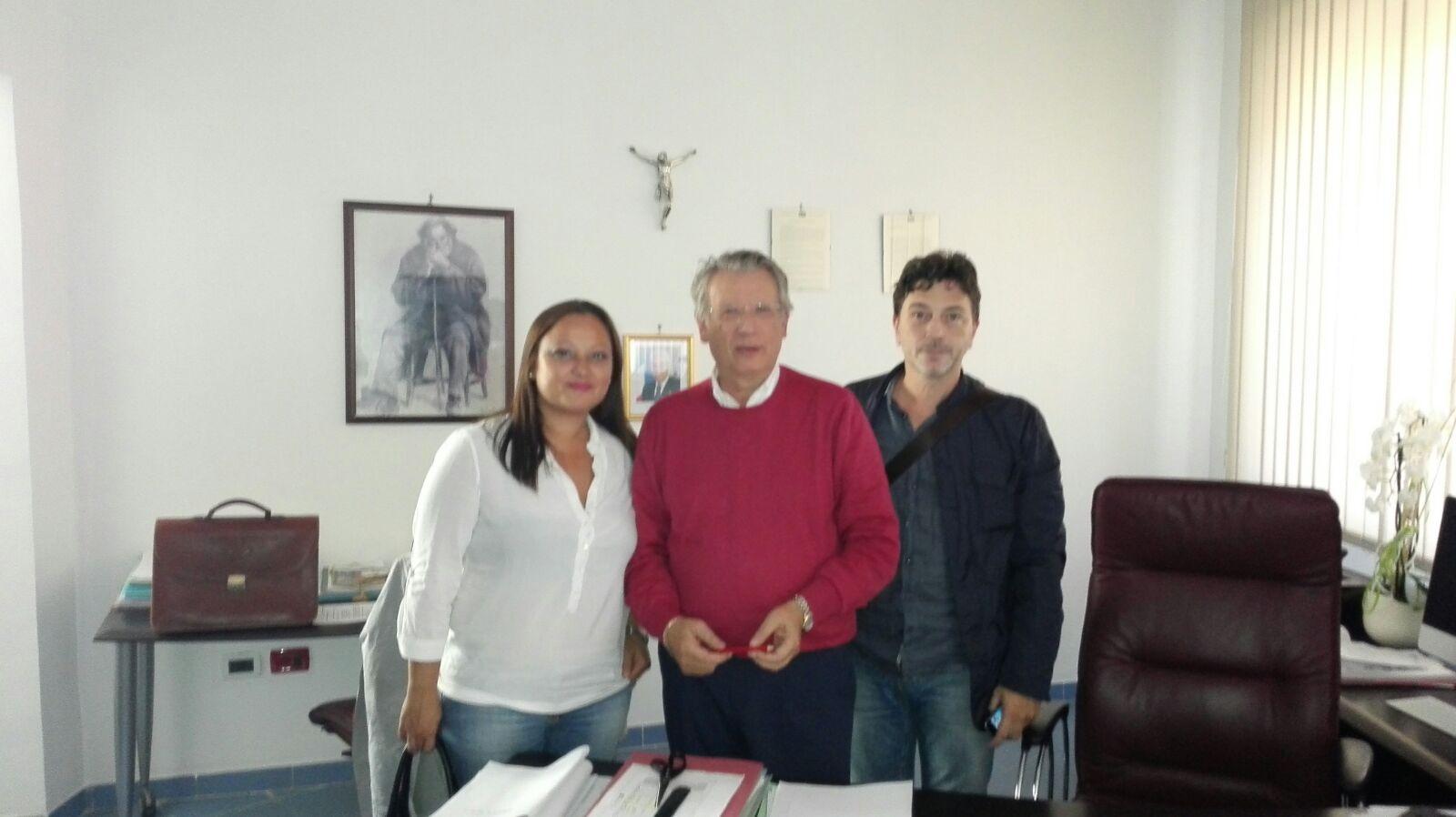 Rosa Adelizzi-Antonio Giordano-Vincenzo Fornataro