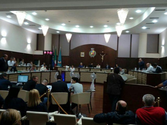 Consiglio comunale Battipaglia_