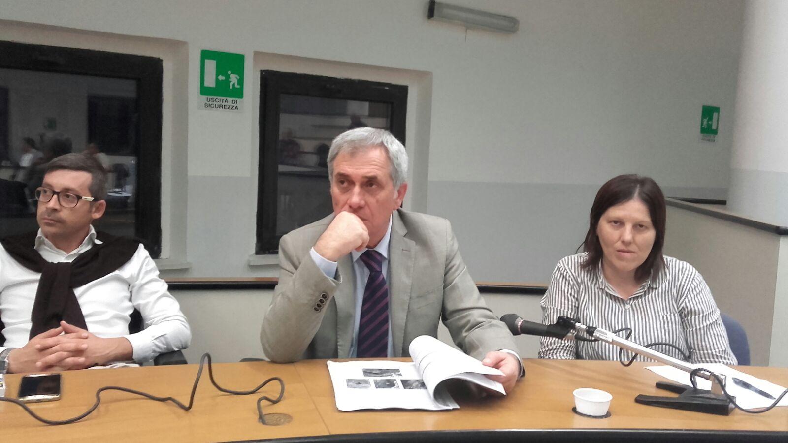 Delocalizzazione fonderie Pisano-Antonio-Petrone-Antonio Conte-Teresa Di Candia