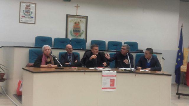 Comitato per il No Eboli-convegno Eboli
