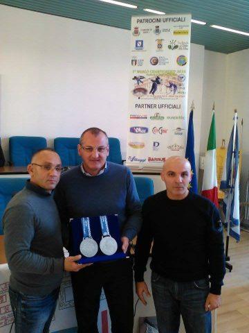Massimo Cariello-Campionato mondiale Pancrazio