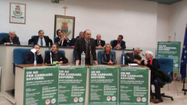 Convegno Nuovo Psi-Eboli-Cosimo-Pio-Di-Benedetto