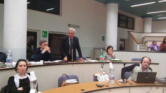 Consiglio comunale Piano di zona-Antonio Conte