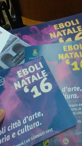 Eboli Natale 2016
