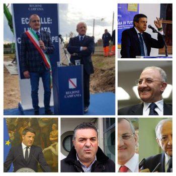 Cariello-De Luca-Cuomo-Renzi-Alfieri