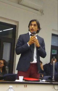 Giuseppe Piegari-Consiglio comunale-ISES