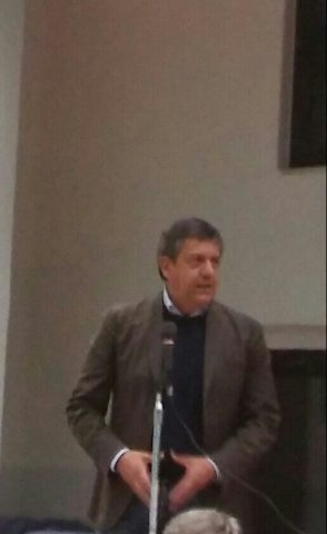 Antonio Cuomo-Consiglio comunale-ISES