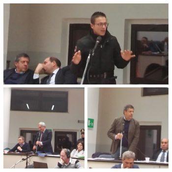 Cardiello-Conte-Cuomo-consiglio comunale-Ises