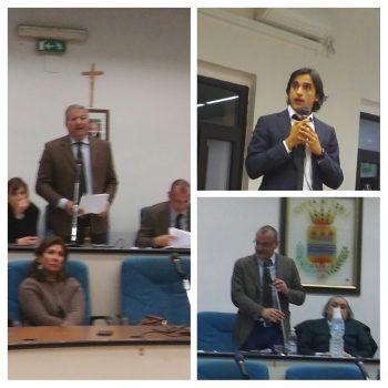 Vecchio-Piegari-Cariello-Consiglio comunale-ISES