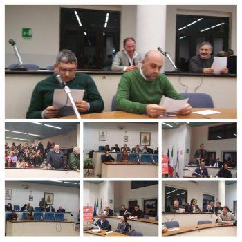 Sgritta-Domini-Consiglio comunale-ISES