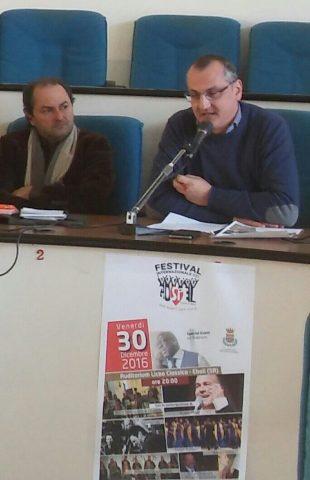 Massimo Cariello-1° Festival Internazionale Gospel Città di Eboli