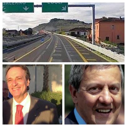 Iannuzzi-Cuomo-Svincolo autostradale