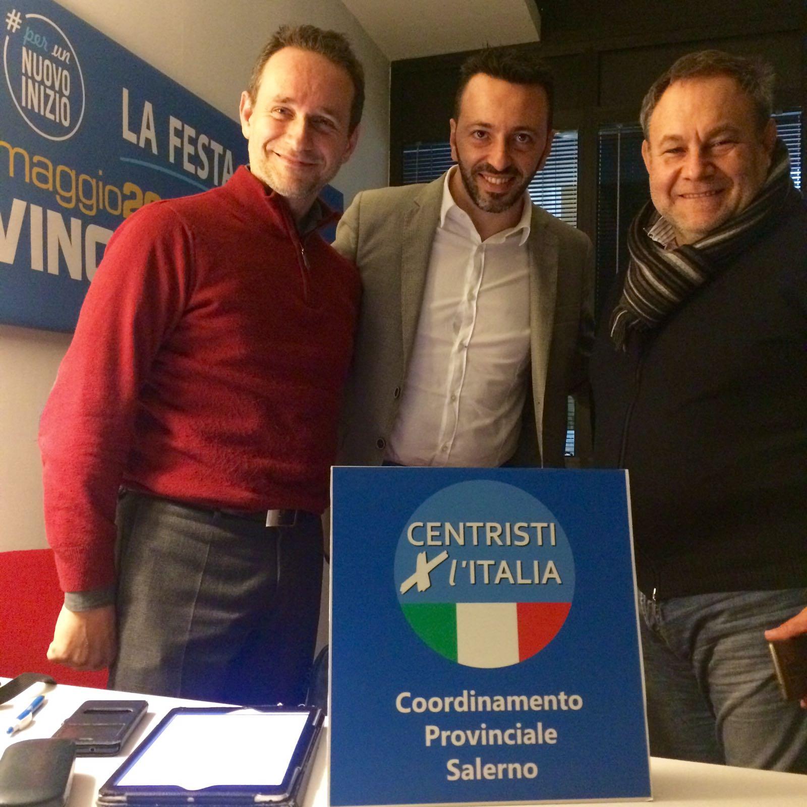 Centristi per l'Italia Battipaglia