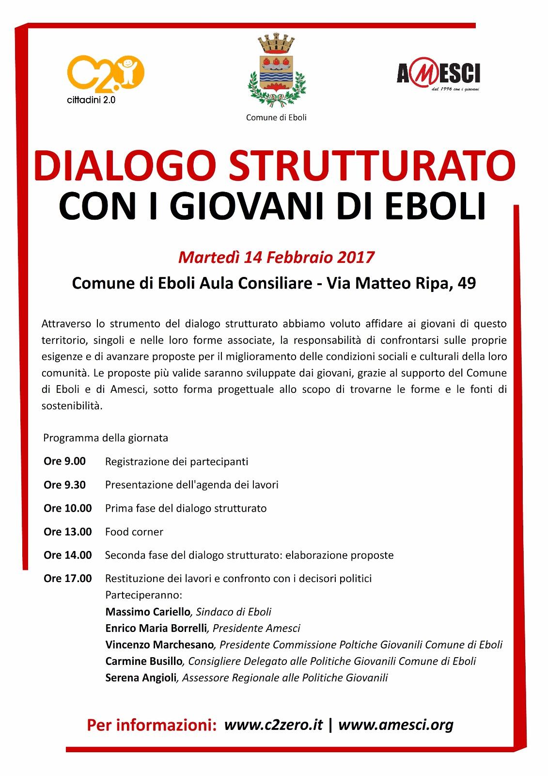 Eboli-Dialogo Strutturato