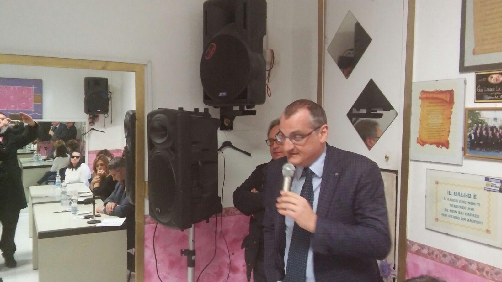 Inaugurazione Centro Antiviolenza Eboli-Massimo Cariello