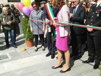 Piazza Luigi Pezzullo-Intitolazione-Saja-Cariello-Mary Pezzullo-Prete