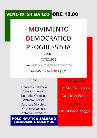 Movimento Democratico e Progressista