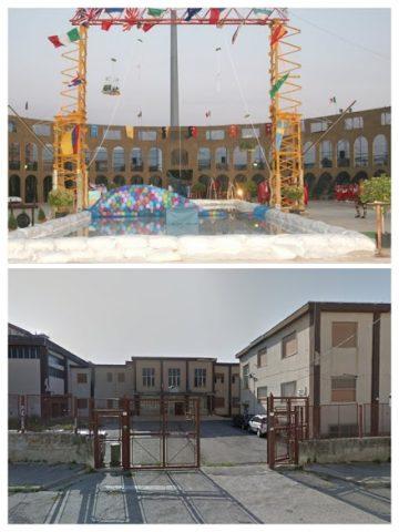 centro sportivo Spartacus-Palestra-Pietro da Eboli
