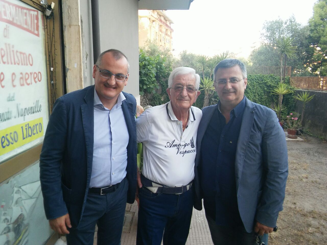 massimo Cariello-Donato Naponiello-Lazzaro Lenza