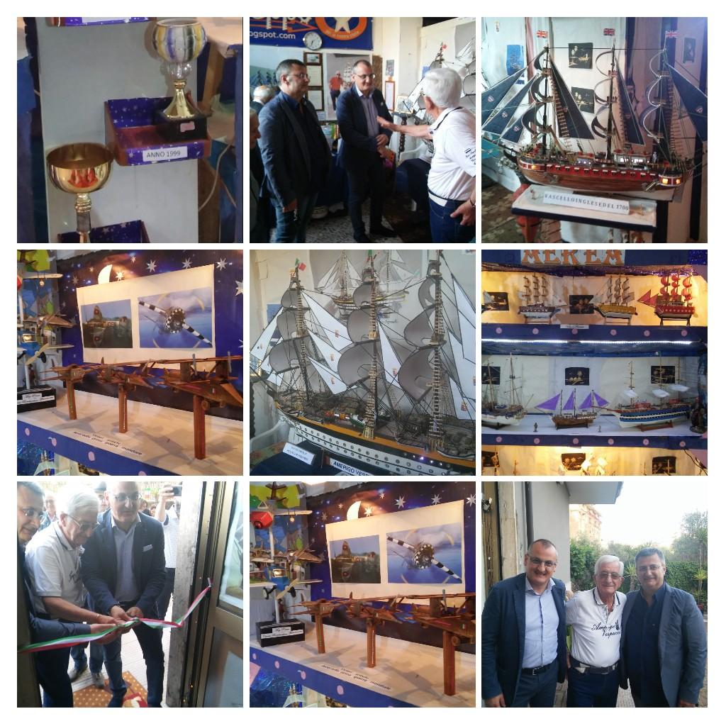 mostra navale e aerea statico Donato Naponiello