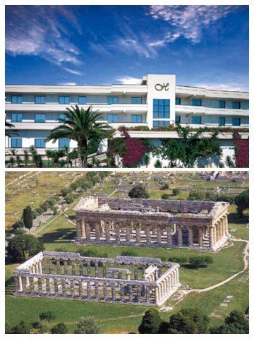 mediterranea passione-Paestum-Hotel Clorinda